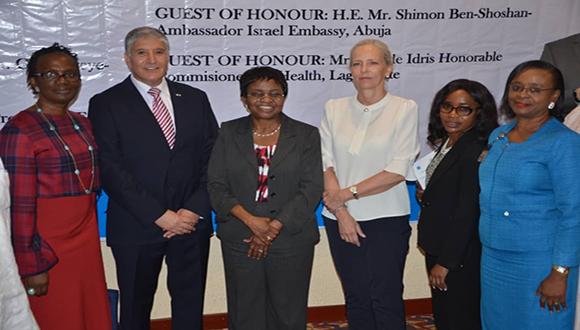שגריר ישראל בניגריה