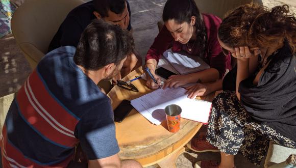 סמינר ייחודי בערבה - פיתוח בר-קיימא: הגשר בין פיתוח וסביבה