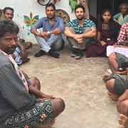 סטודנטים מפרויקט פיתוח בר קימא מספרים על פעילות בהודו