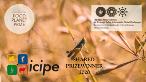 Celebrating the Food Planet Prize: Research and Development for a Better World