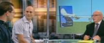 """ד""""ר גלעד מלאך, בוגר התכנית, הופיע בתוכנית """"לונדון את קירשנבאום"""""""