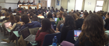 סמינר מחלקתי - השתתפות נשים בעבודה ודפוסי ילודה לאורך זמן בחברה החרדית בישראל - יהודית חסידה