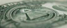Dollar, the all seeing eye pyramid