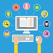 מודל - למידה אקדמית ברשת