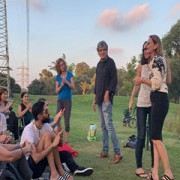 אירוע סיום שנה בפארק הירקון – 23.6.2019