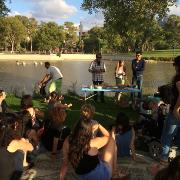 ארוע סיום שנה בפארק הירקון - 10.6.2016