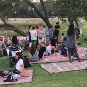 אירוע סיום שנה בפארק הירקון – 4.7.2017