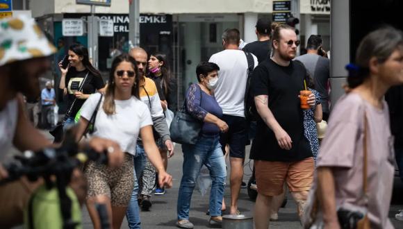 """איור מהמאמר: תל אביב. """"ההטרוגניות חשובה לעיר — היא לא עניין של יפות נפש שמאלנית"""".  צילום: הדס פרוש"""